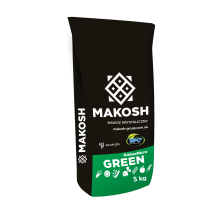 Makosh green