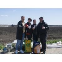 Посів демоділянок кукурудзи 28.04.2020